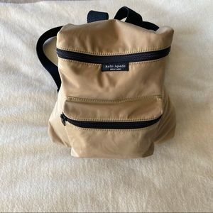 Kate Spade Mini Backpack SN# 12324